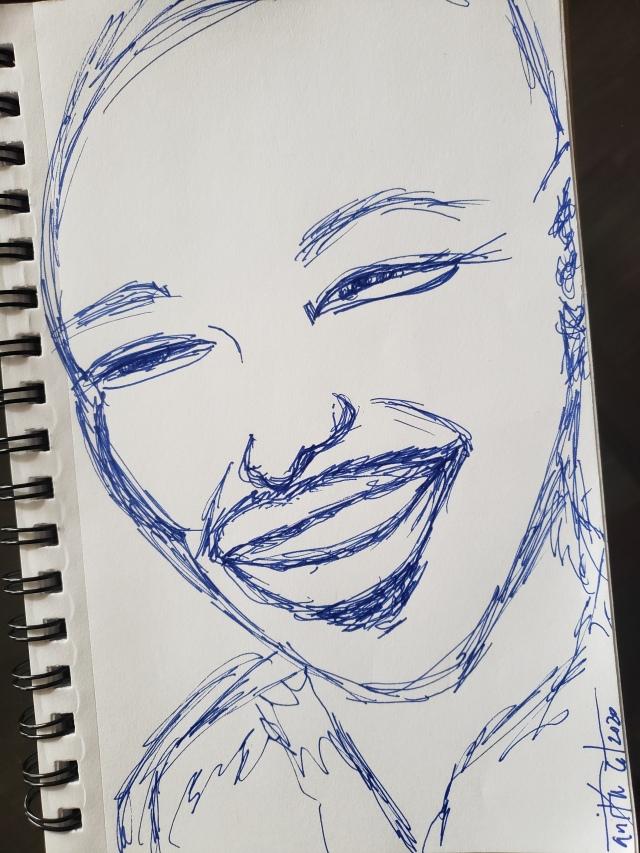 Sketch of T-Mitch